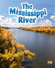 The Mississippi River - 9780170358699
