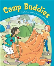 Camp Buddies - 9780170365765