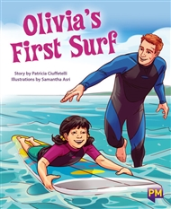 Olivia's First Surf - 9780170365802