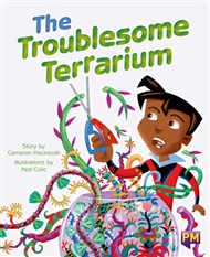 The Troublesome Terrarium - 9780170365833