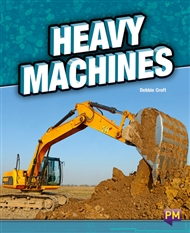 Heavy Machines - 9780170365857