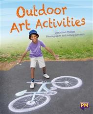 Outdoor Art Activities - 9780170365895