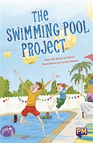 The Swimming Pool Project - 9780170368933