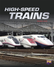 High-Speed Trains - 9780170369022