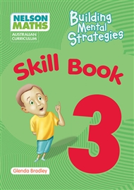 Nelson Maths AC Building Mental Strategies 3 - 9780170370561