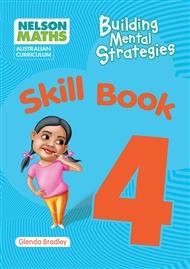 Nelson Maths AC Building Mental Strategies 4 - 9780170370578