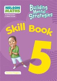 Nelson Maths AC Building Mental Strategies 5 - 9780170370585