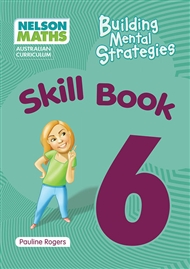 Nelson Maths AC Building Mental Strategies 6 - 9780170370592