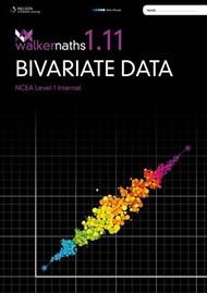Walker Maths: Bivariate Data 1.11 - 9780170371636
