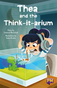 Thea and the Think-it-arium - 9780170372985