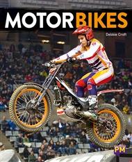 Motorbikes - 9780170373012