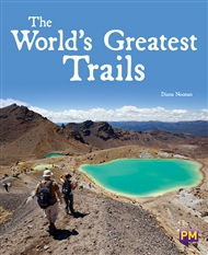 The World's Greatest Trails - 9780170373036