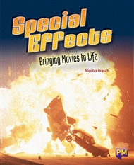 Special Effects: Bringing Movies to Life - 9780170373067