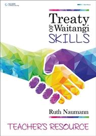 Treaty of Waitangi Skills Teacher's Resource CD - 9780170373678