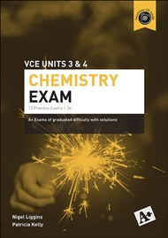 A+ Chemistry Exam VCE Units 3 & 4 - 9780170373975