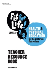 Fit for Life! for Victoria Levels 7–8 Teacher Book - 9780170376204