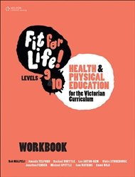 Fit for Life! for Victoria Levels 9–10 Workbook - 9780170376228