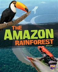 The Amazon Rainforest - 9780170379434