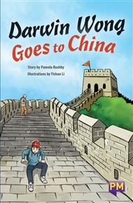 Darwin Wong Goes to China - 9780170379441