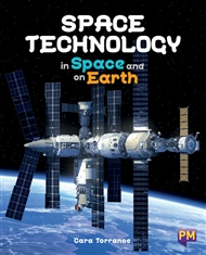 Space Technology in Space and on Earth - 9780170379489