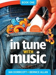 In Tune With Music Book 1 - 9780170380102