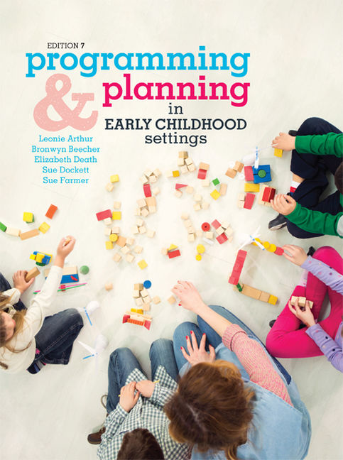 Programming and Planning in Early Childhood Settings