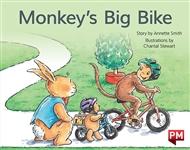 Monkey's Big Bike - 9780170387132