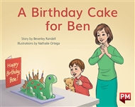 A Birthday Cake for Ben - 9780170387149