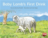 Baby Lamb's First Drink - 9780170387170
