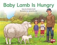 Baby Lamb is Hungry - 9780170387194