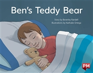 Ben's Teddy Bear - 9780170387231