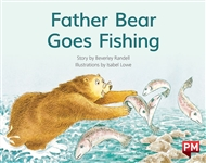 Father Bear Goes Fishing - 9780170387255