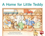 A Home for Little Teddy - 9780170387279