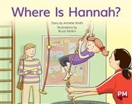 Where is Hannah? - 9780170387286