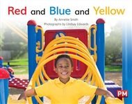 Red and Blue and Yellow - 9780170387354