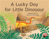 A Lucky Day for Little Dinosaur - 9780170388818