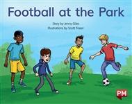 Football at the Park - 9780170388832