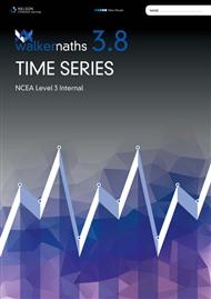 Walker Maths 3.8 Time Series - 9780170389402
