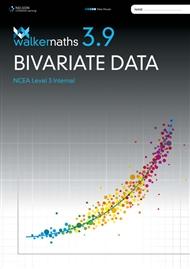 Walker Maths 3.9 Bivariate Data - 9780170389419