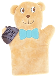 PM Educational Hand Puppet: Little Teddy - 9780170391313