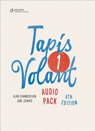 Tapis Volant 1 4th Edition Audio Pack with USB - 9780170393935