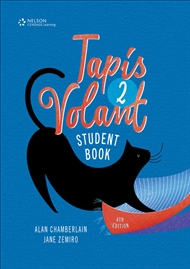 Tapis Volant 2 4th Edition Student Book - 9780170393942