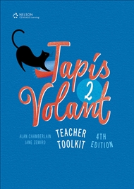 Tapis Volant 2 4th Edition Teacher Toolkit with USB - 9780170394024