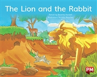 The Lion and the Rabbit - 9780170394703