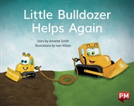 Little Bulldozer Helps Again - 9780170394819