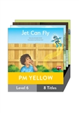PM Yellow Guided Readers Fiction Level 6 Pack x 8