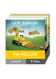 PM Yellow Guided Readers Fiction Level 8 Pack x 8