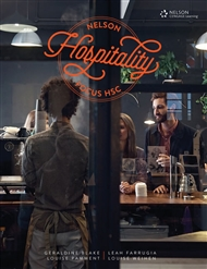Nelson Hospitality Focus HSC Student Book and 4 Access Codes - 9780170400268