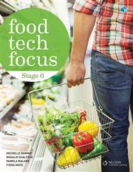 Food Tech Focus Stage 6 Student Book and 4 Access Codes - 9780170400572