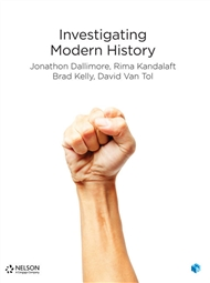 Investigating Modern History Student Book with 4 Access Codes - 9780170402002